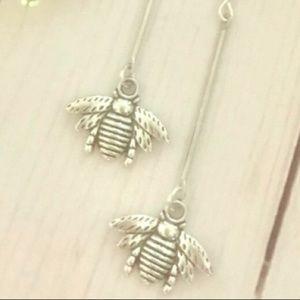 Jewelry - Bee Dangle Earrings